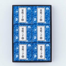 小布施堂 栗鹿の子ミニ 6個入 小布施堂 栗鹿ノ子は信州のお土産として最適です。