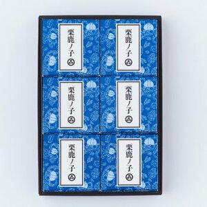 小布施堂 栗鹿の子ミニ 6個入 小布施堂 栗鹿ノ子は信州のお土産として最適です。お中元 お歳暮 父の日 母の日 プレゼント ギフト 贈答 お祝い