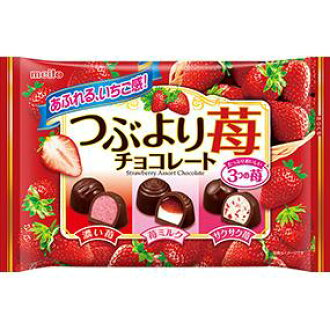 Meito Round House and Strawberry Chocolate 12 pieces