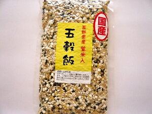 ●6袋入 三井醸造 国産 五穀飯 6袋 長野県産紫米入