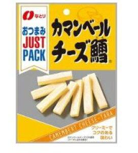 なとり おつまみJP カマンベールチーズ鱈 10袋入 まとめ買い