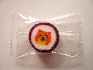 ポメラニアン犬飴キャンディ 50個入 1袋 個包装 グッズ プレゼント 贈り物  犬 ドッグ ギフト かわいい