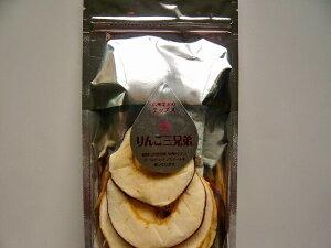 玉井フルーツ 信州果実のチップスりんご三兄弟 30g×3袋入国産(長野県産)ドライチップス ドライフルーツ