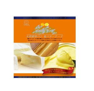 デイプラス ロングライフ 天然酵母パン(塩バターチーズ) 12入