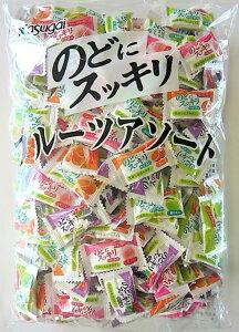 春日井 のどにスッキリフルーツアソート 1kg(個包装込)