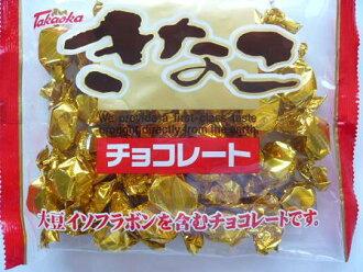 takaoka黄豆粉巧克力10袋入