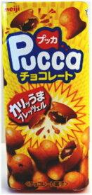 明治 プッカチョコレート43g×10個