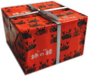 浪花屋 柿の種進物缶(27g×12袋入)×1缶