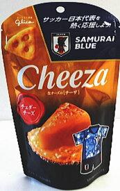 江崎グリコ 生チーズのチーザ チェダーチーズ 40g×40個