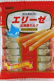 ブルボン エリーゼ北海道ミルク16本(2本×8袋)×12袋