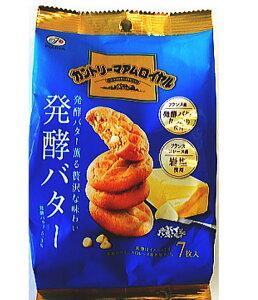 不二家 カントリーマアムロイヤル(発酵バター)7枚 ×40個(1ケース)
