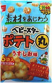 おやつカンパニー ベビースターポテト丸 うすしお味108g(18g×6袋)×12袋