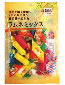 安部製菓 ラムネミックス80g×12袋