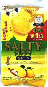 東ハト ソルティ塩レモン 10枚 ×12袋