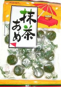 【心ばかりですが…おまけつきます☆】春日井製菓抹茶あめ135g×12袋入