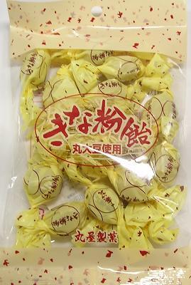 【心ばかりですが…おまけつきます☆】丸屋製菓きな粉飴◆90g×10入×6箱