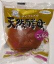 【心ばかりですが…おまけつきます☆】デイプラス天然酵母パンこしあん1個×12袋入