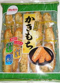 【心ばかりですが…おまけつきます☆】栗山米菓ミニかきもち青のり16枚×12袋入