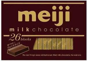 明治ミルクチョコレート BOX 6箱