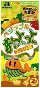 【心ばかりですが…おまけつきます☆】森永製菓ベジタブルおっとっとコンソメ50g×10箱入