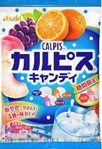 【心ばかりですが…おまけつきます☆】アサヒグループ食品カルピスキャンディ100g×6袋入