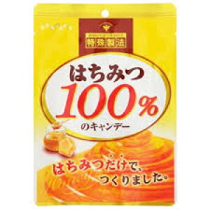 【心ばかりですが…おまけつきます☆】扇雀飴本舗はちみつ100%のキャンデー51g×6袋入