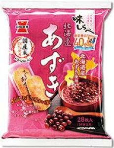 【心ばかりですが…おまけつきます☆】岩塚製菓岩塚味しらべあずき28枚×12袋入