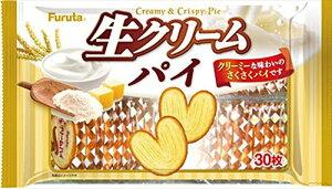 【心ばかりですが…おまけつきます☆】フルタ製菓生クリームパイ30枚×10袋入