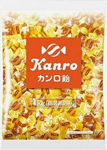 送料無料 カンロ カンロ飴 1kg×4袋