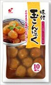 送料無料 関越物産 味付玉こんにゃく 10粒入×30袋