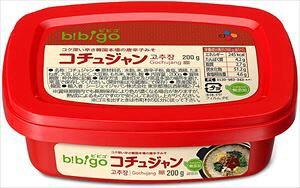 送料無料 CJジャパン 韓国食品・韓国調味料 bibigoコチュジャン 200g×24個
