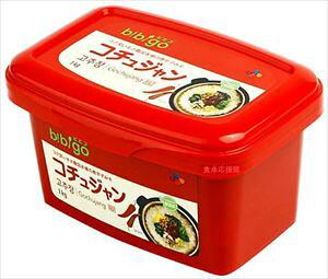 送料無料 CJジャパン 韓国食品・韓国調味料 bibigo ビビゴ コチュジャン 1kg×12個