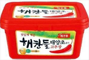 送料無料 CJジャパン 韓国食品・韓国調味料 ヘチャンドル ゴールドコチュジャン 500g×10個