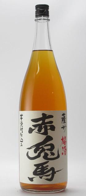 赤兎馬 梅酒 1800ml 濱田酒造【02P03Dec16】