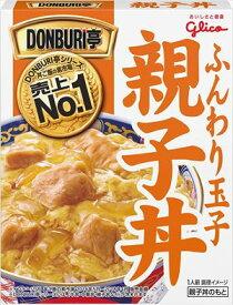 グリコ DONBURI亭 親子丼 210g