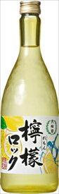 月桂冠 檸檬ロック 13度 720ml