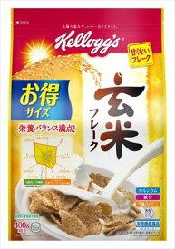 ケロッグ 玄米フレーク徳用袋400g × 6個入り ケース