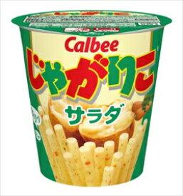 カルビー じゃがりこサラダ 60g × 12