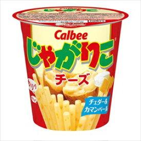 カルビー じゃがりこチーズ 58g × 12