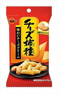 ブルボン チーズ柿種プラス衣掛けカシューナッツ 10袋
