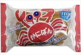 送料無料 三立製菓 かにぱん 1袋2枚入×18個