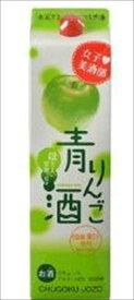 中国醸造 女子美酒部 青りんご酒 2000ml