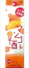中国醸造 女子美酒部 マンゴー酒 2000ml