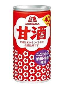 甘酒 190g×30本 缶