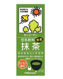 豆乳飲料 抹茶 200ml×18本 紙パック