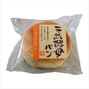 送料無料 食祭館 天然酵母パン メープル 24個