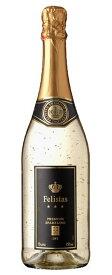 フェリスタス 金箔入りスパークリングワイン 750ml ドイツ【箱無し】【02P03Dec16】