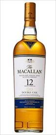 サントリー ザ・マッカラン ダブルカスク 12年 700ml スコッチウイスキー・シングルモルト