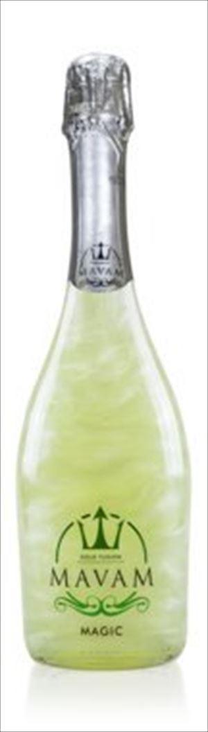 ボデガス・デル・サス マバム・マジック グリーン 750ml スパークリングワイン