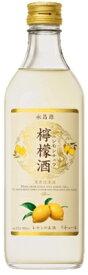 永昌源 檸檬酒 500ml【02P03Dec16】